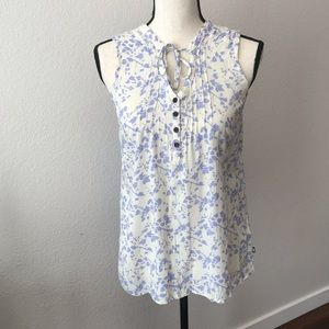 The North Face Sleeveless Floral Top